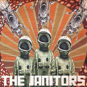 Image of The Janitors - DRONE HEAD (Sam Giles Gatefold CDr Edition) 2 Copies Left