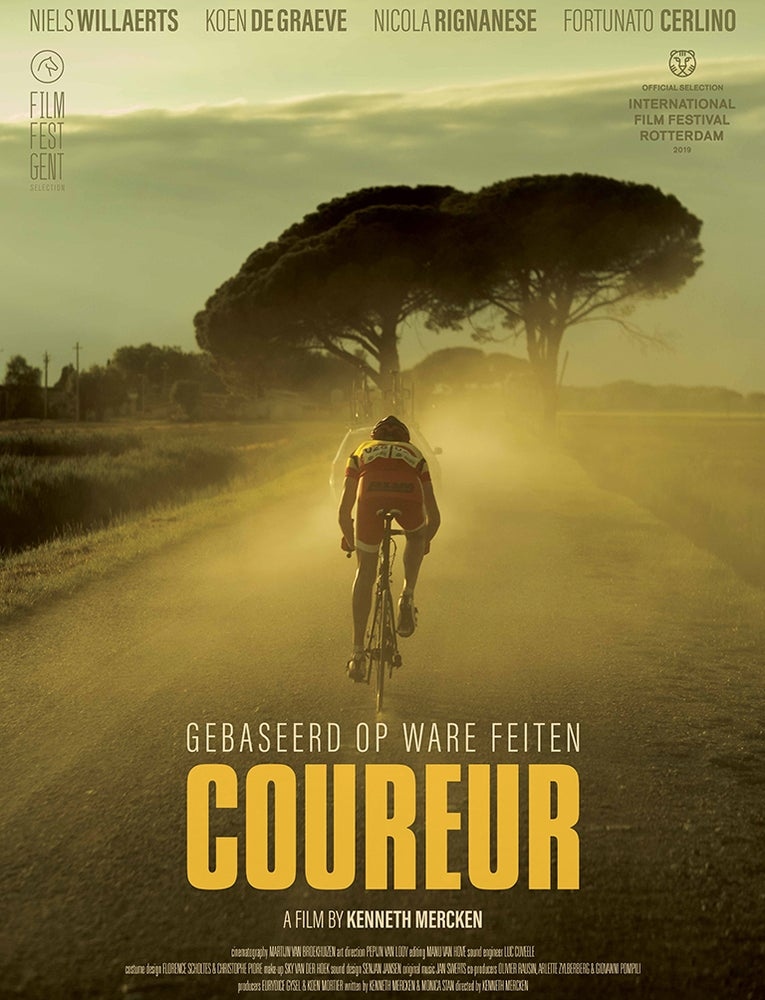 Image of Coureur (DVD)
