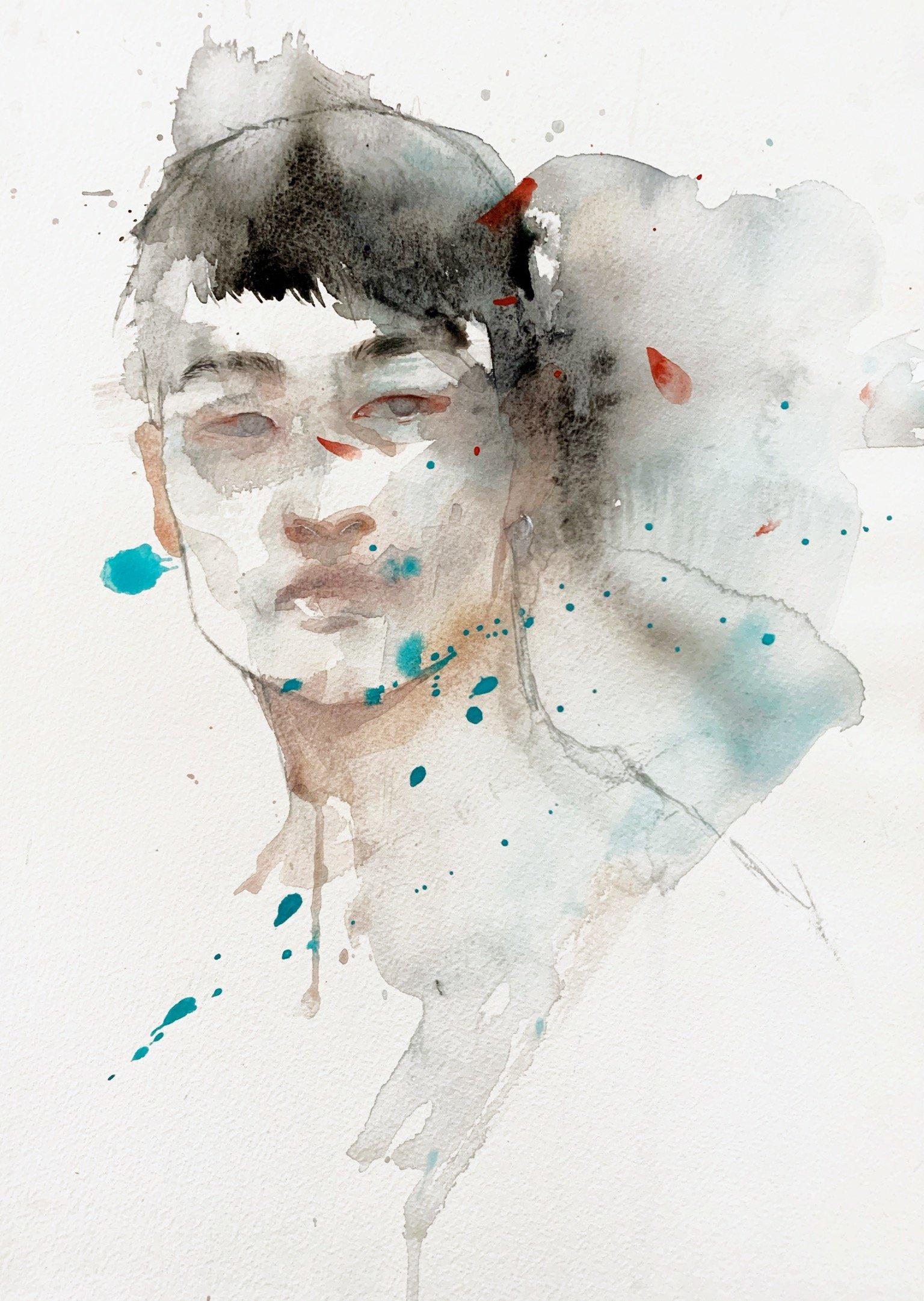 Agnes-Cecile studio XLIV