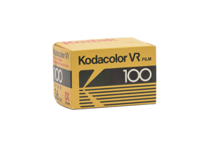 Image of Expired Kodacolor VR 100