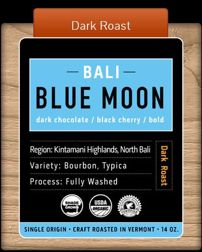 Image of Bali  - Blue Moon
