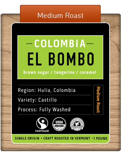 Image of Colombia - El Bombo