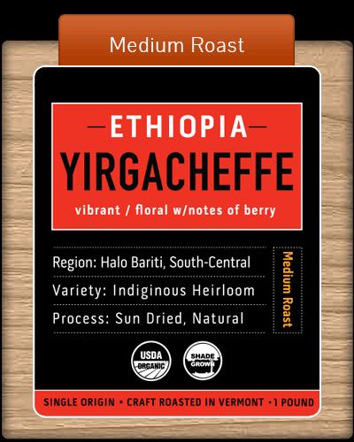 Image of Ethiopian - Yirgacheffe