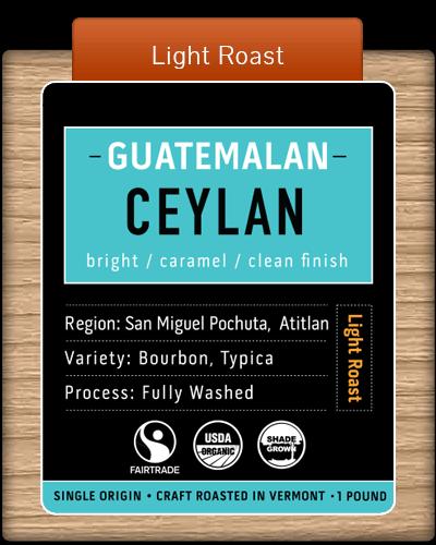 Image of Guatemalan - Ceylan