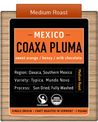 Image of Mexico Coaxa - Pluma