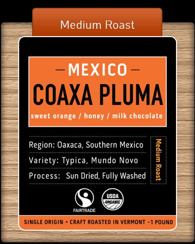 Image of Mexico Coaxa - Pluma