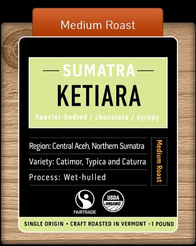 Image of Sumatra - Ketiara