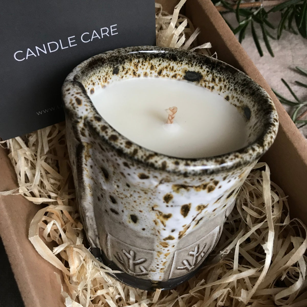 Winter candle, 150ml
