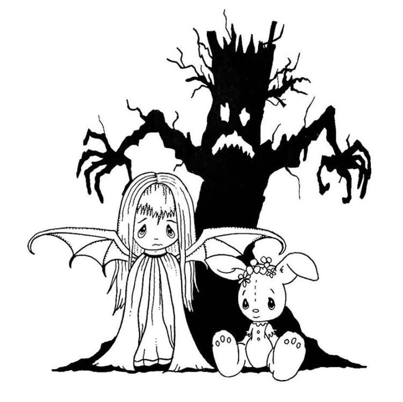 Image of Purgatory /// Torment' tee