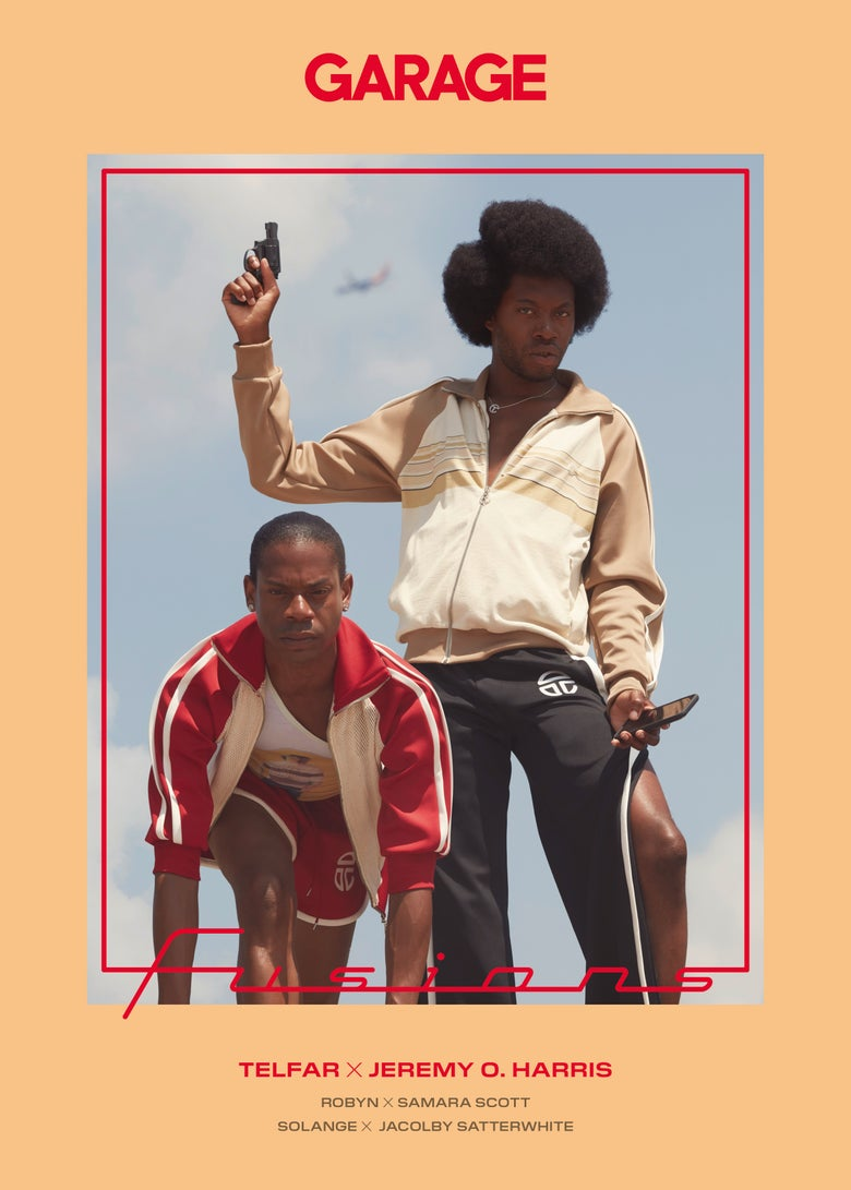 Image of GARAGE Issue 17: FUSIONS - Telfar X Jeremy O. Harris