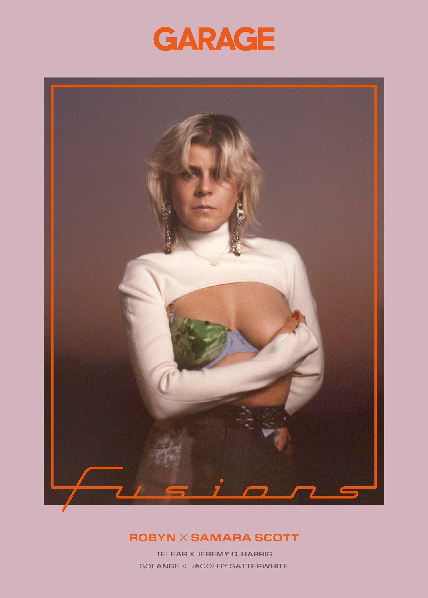 Image of GARAGE Issue 17: FUSIONS - Robyn x Samara Scott