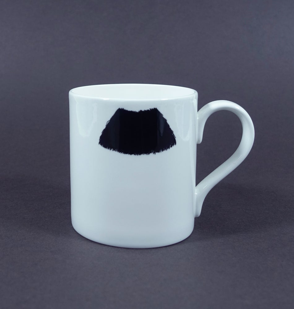 Image of The Charlie Chaplin & Mustafa Moustache Mug