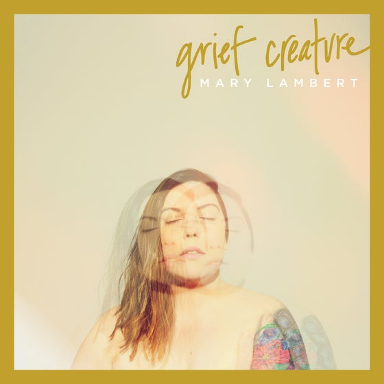 Image of Grief Creature CD