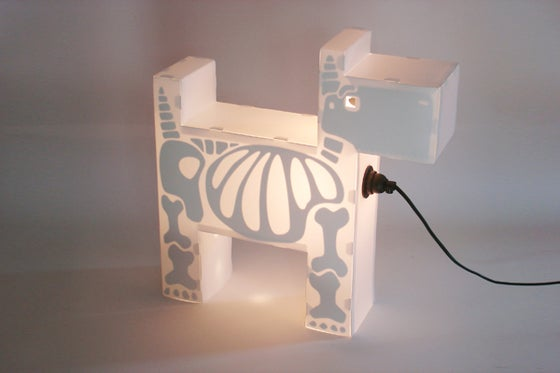 Image of Skeleton Doglights