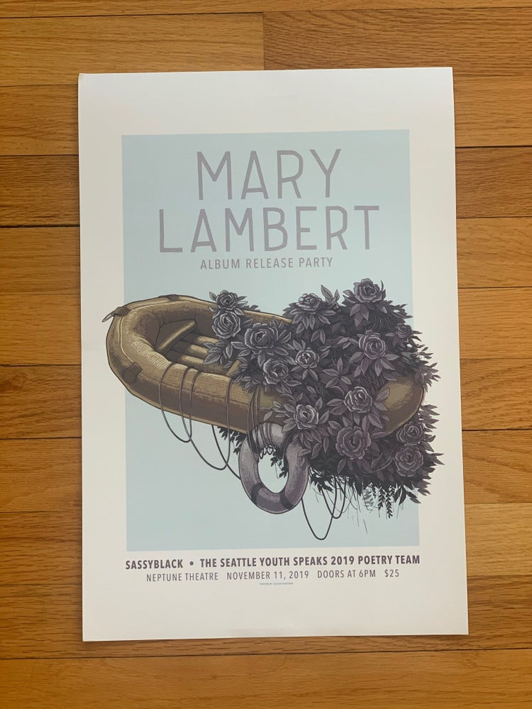 Image of Release Show Poster (Limited run)