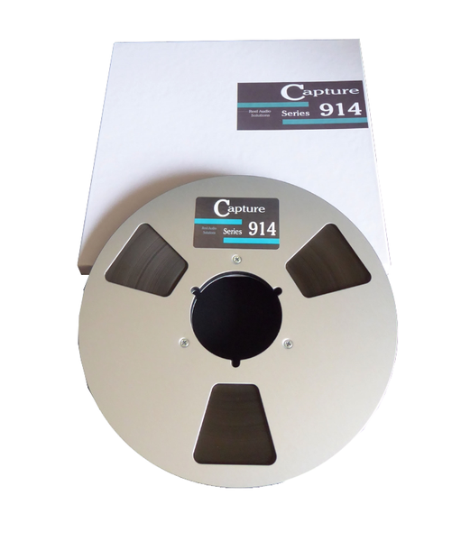 "Image of CAP914 1/2"" X2500' 10.5"" Metal Reel Hinged Box"
