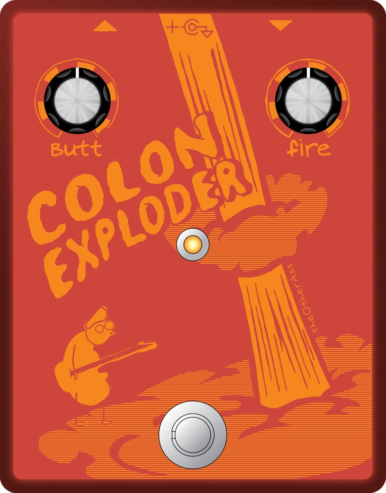 Image of COLON EXPLODER