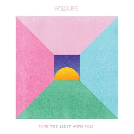 Image of Wildlife - Take The Light With You (CD)
