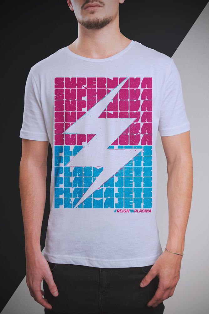 Image of Supernova Plasmajets T-Shirt (limited)