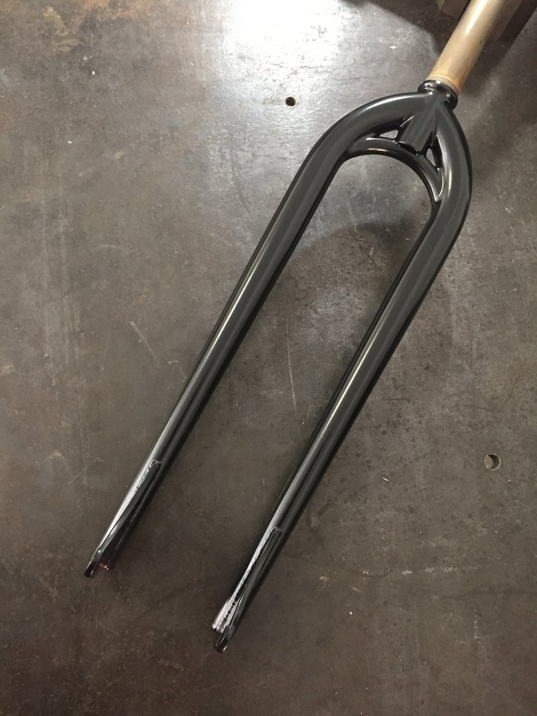 Image of HUNTER GOPHER Unicrown fork