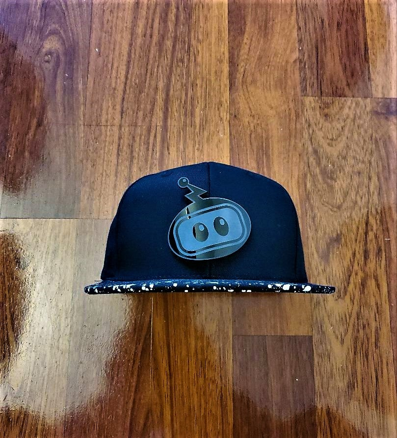 Image of Inzzo's Shed Logo Snapback (Oreo)