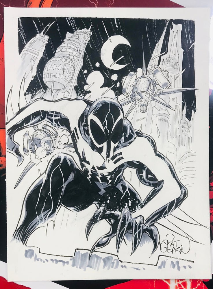 Image of  MIGUEL O'HARA/ SPIDER-MAN 2099