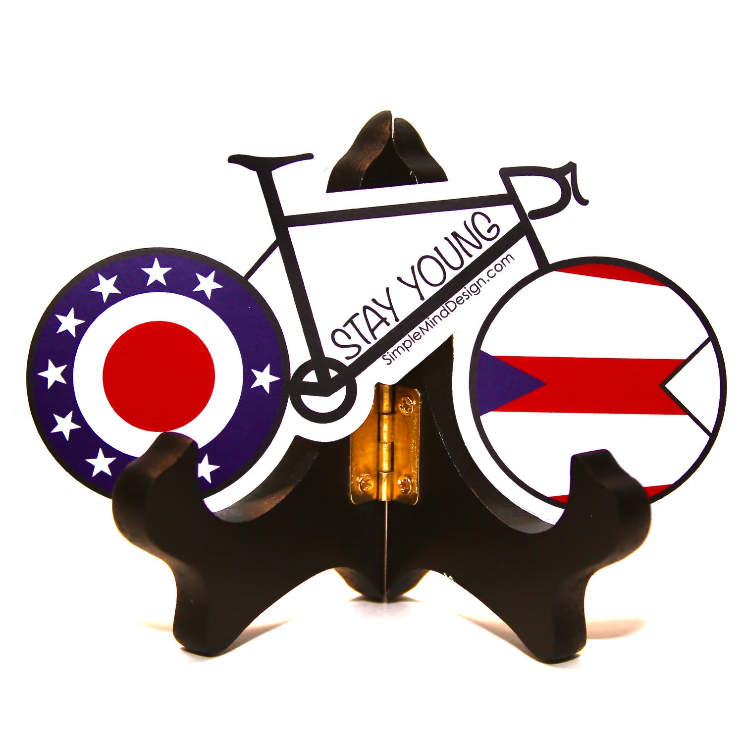 Image of Ohio Road Bike Sticker