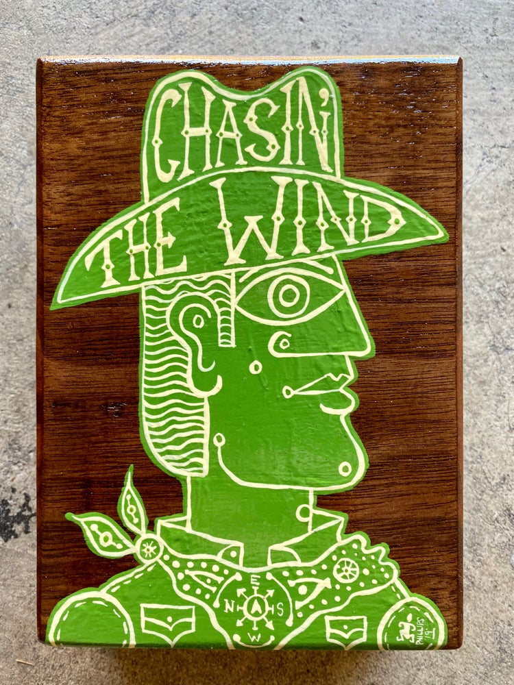 """Image of """"Chasin' the Wind"""""""