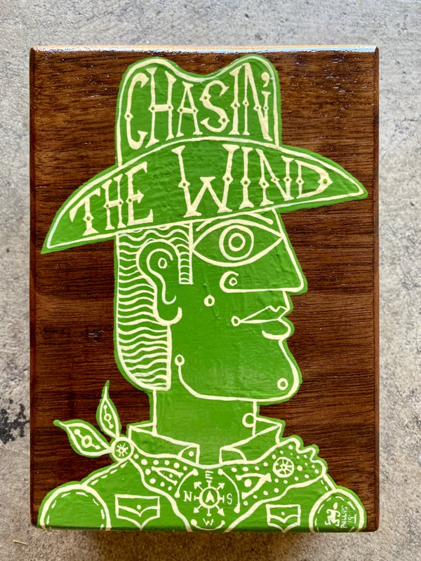 "Image of ""Chasin' the Wind"""