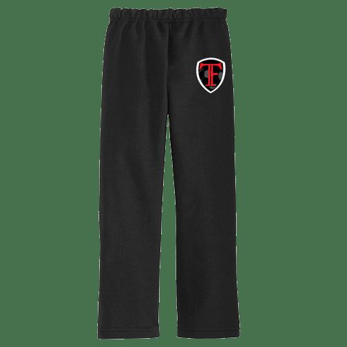 Image of Black TF Sweatpants