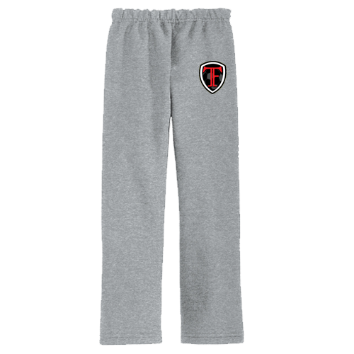 Image of Gray TF Sweatpants