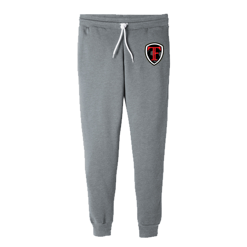 Image of Gray TF Jogger Sweatpants