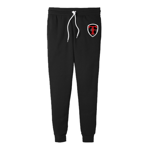 Image of Black TF Jogger Sweatpants