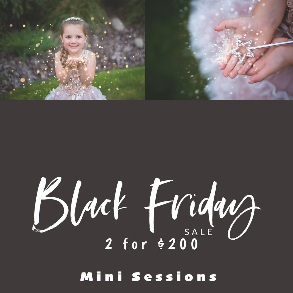 Image of 2 for $200 Special Theme Mini Sessions