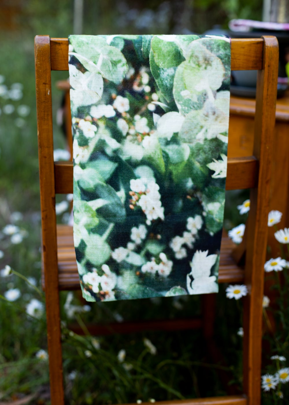 Image of Eucalyptus — Tea Towel