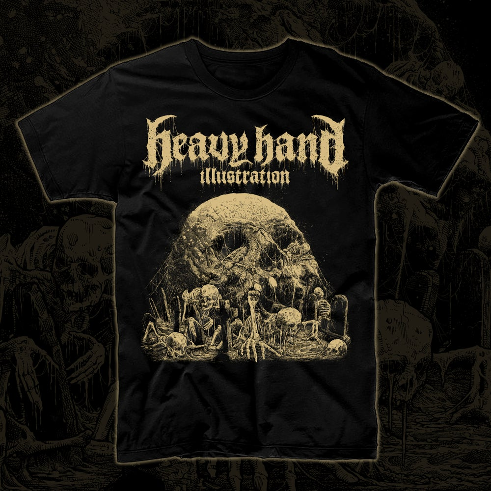 Image of Graveyard T-Shirt