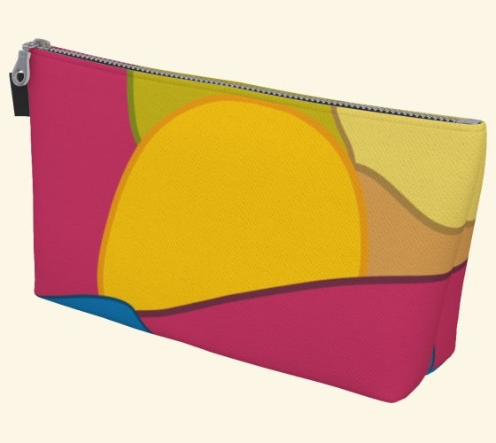 Image of Sunset Makeup Bag