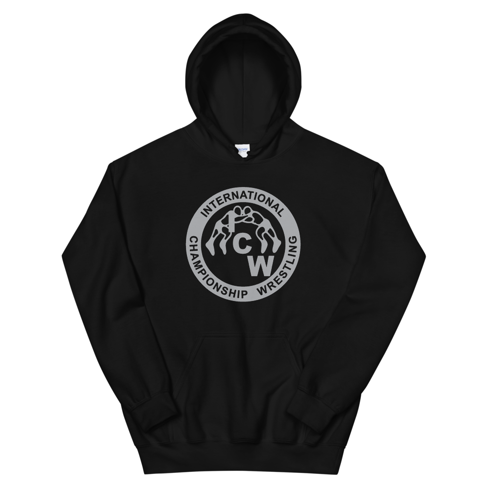 Image of ICW  Heavyweight  Hooded Sweatshirt