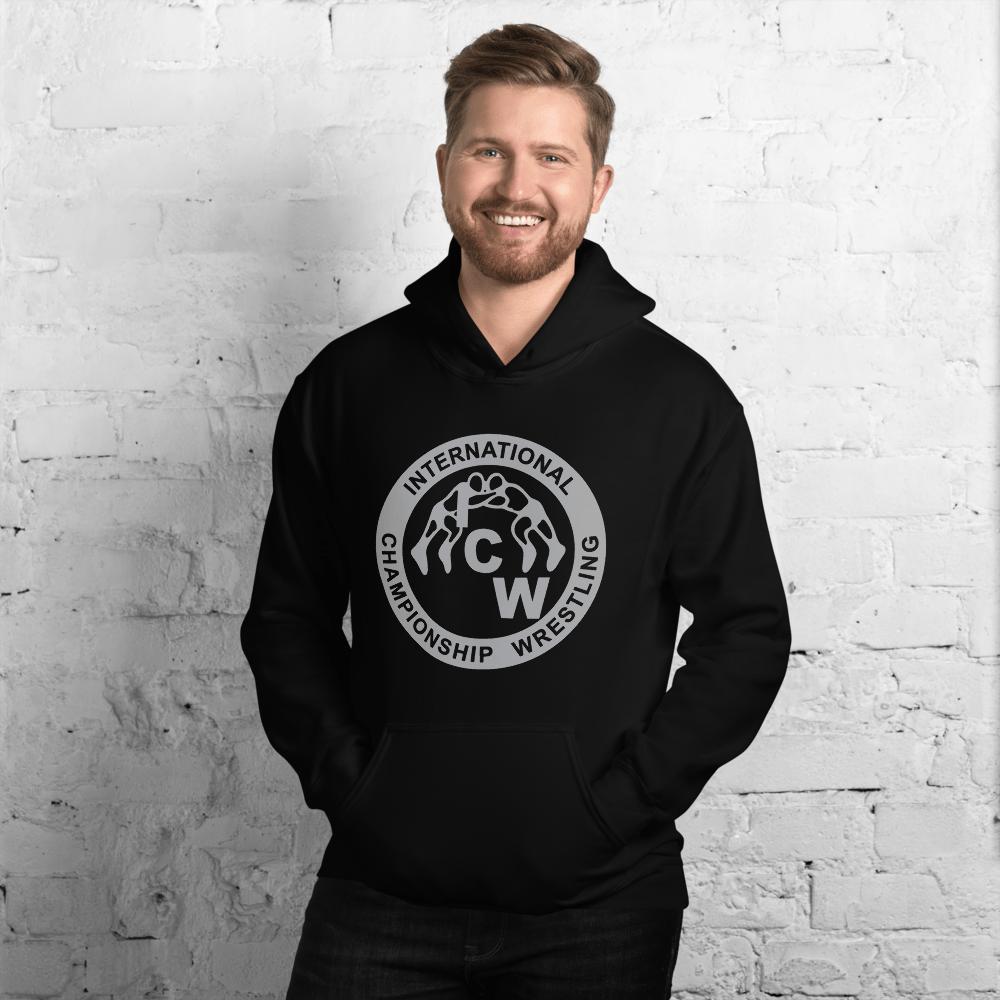Image of ICW  Heavyweight  Hooded Sweatshirt
