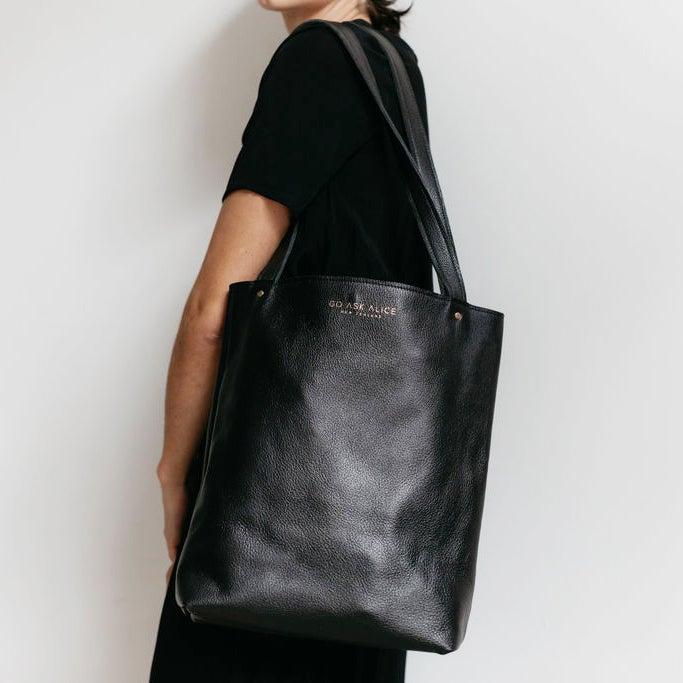 Image of Ingrid Tote - Black