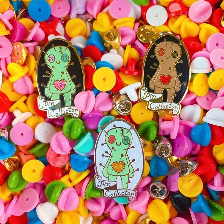 Heremeow Collab: Pin Collector Voodoo Doll
