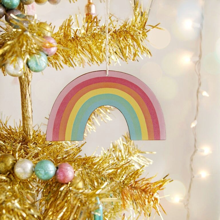 Image of Rainbow Ornament