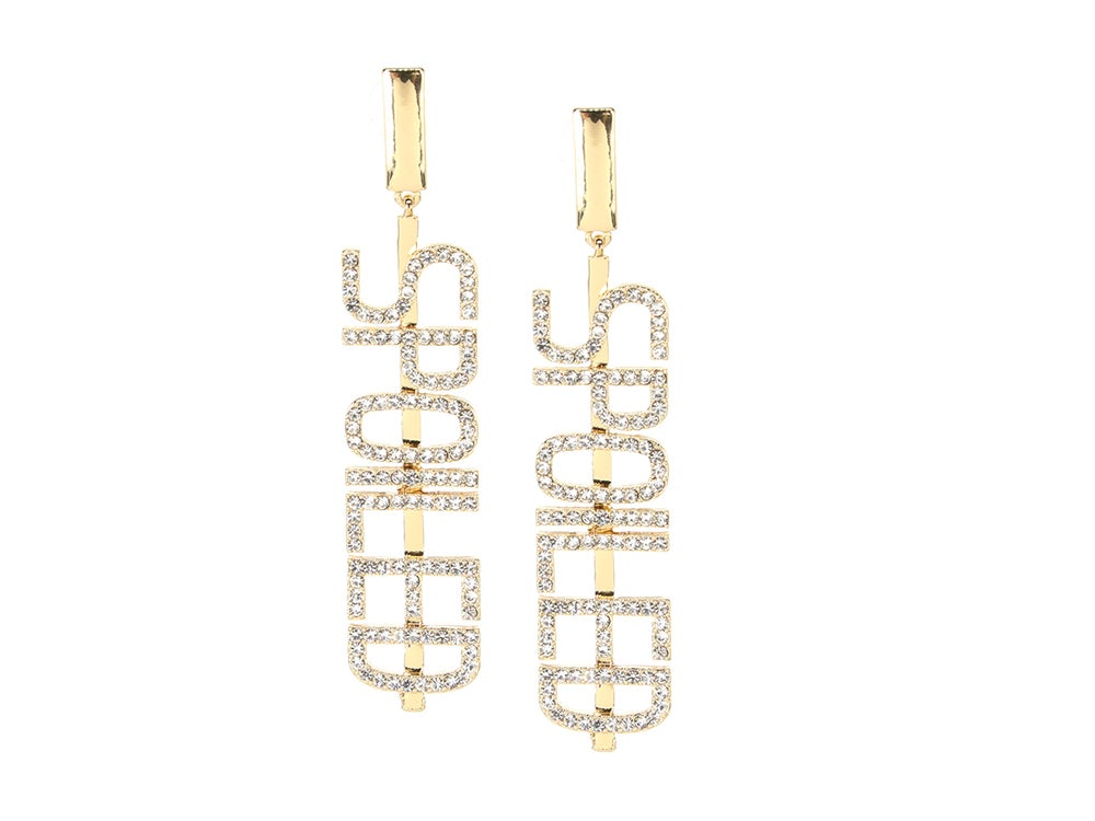 Image of Spoiled Drop Earrings