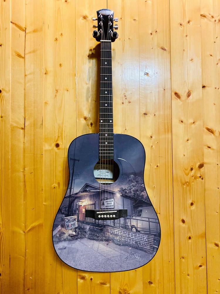 Image of Live At Cheatham Street Guitar