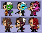 Image of Evolution of Two Face