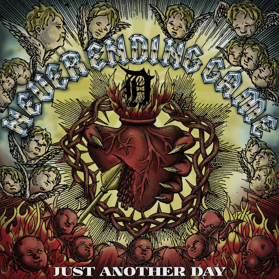 Image of Never Ending Game - Just Another Day CD