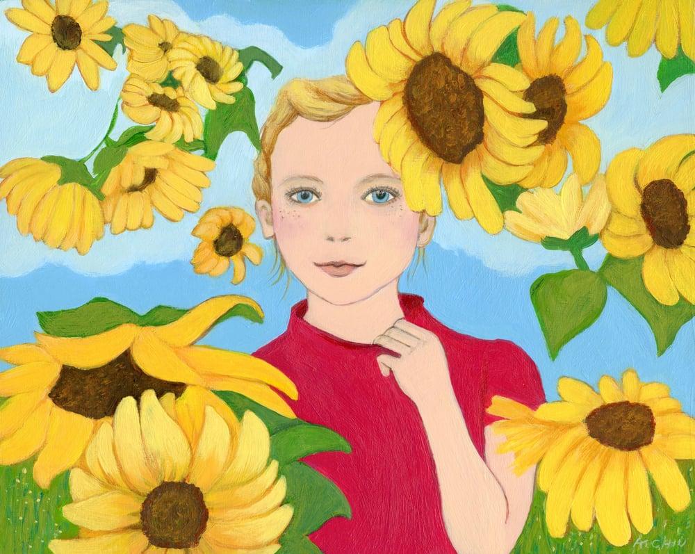Image of Lemon Queen Painting