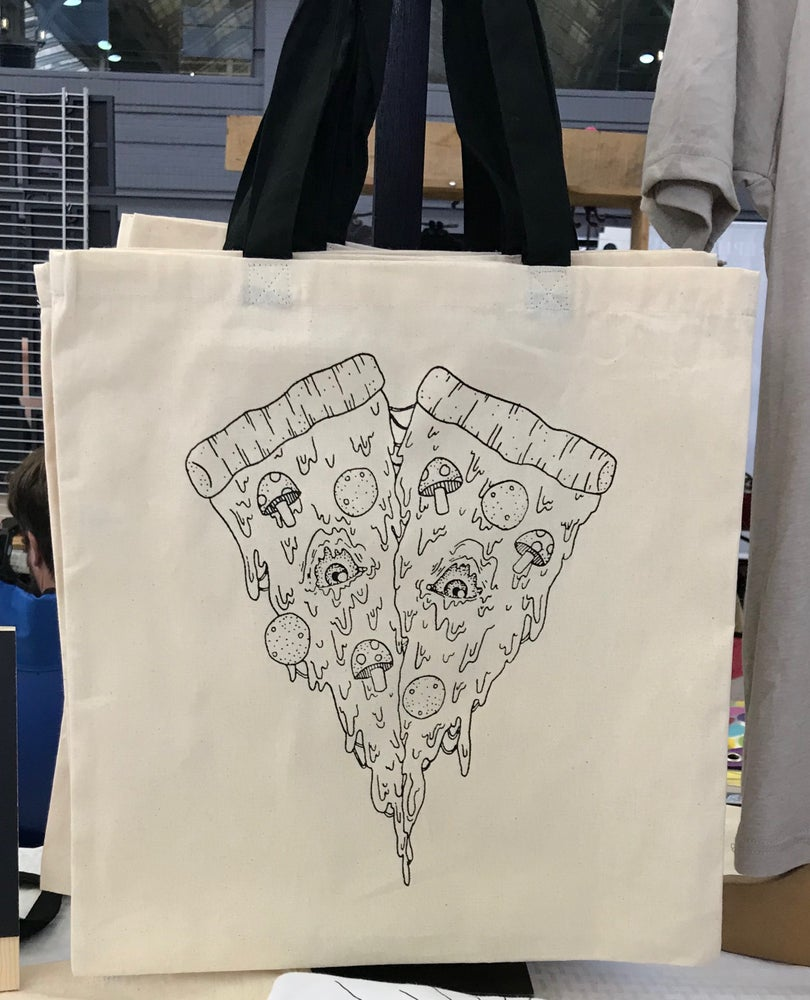 Image of Pizza Lover Tote