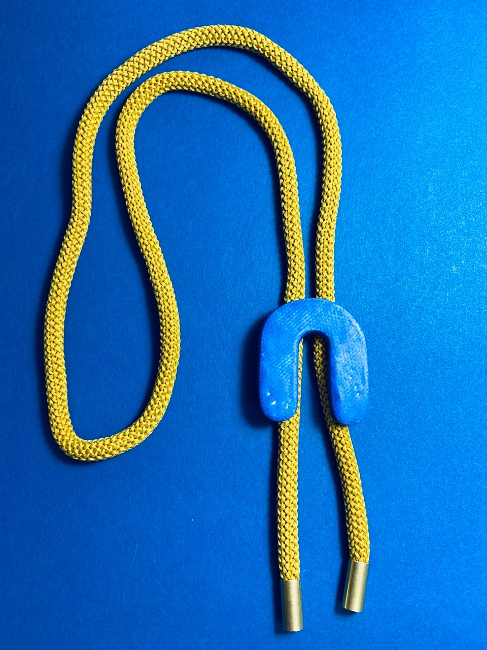 Image of Uwan Bolo - Electric Blue