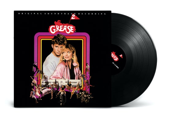 Image of Grease 2 - Original Soundtrack Deluxe Reissue LP